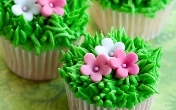 Alimento - Cupcake Wallpapers and Backgrounds ID : 399071