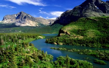 Earth - River Wallpapers and Backgrounds ID : 399134