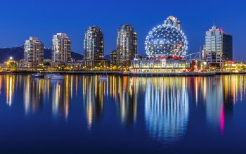 Рукотворное - Vancouver Wallpapers and Backgrounds ID : 399512