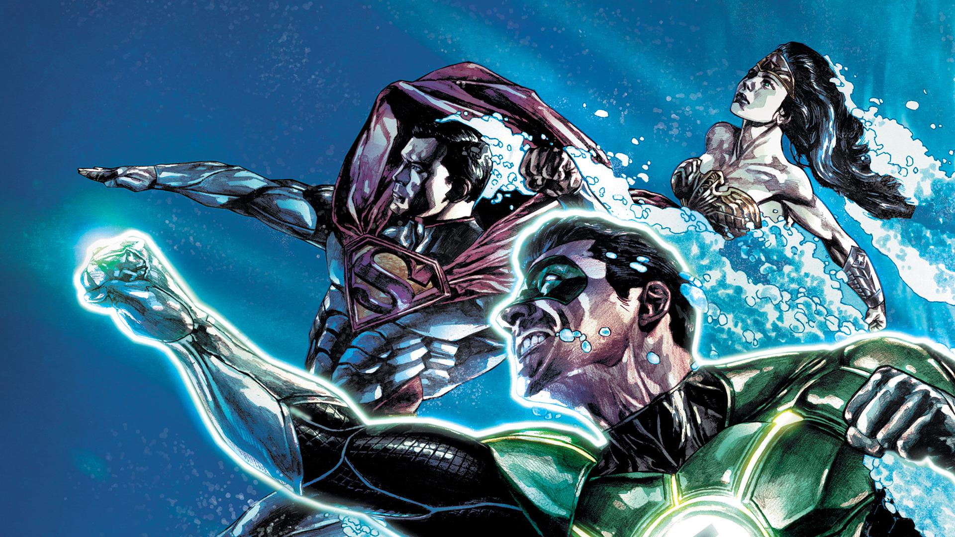 Alpha Coders | Wallpaper Abyss Comics Justice League Of America 400066