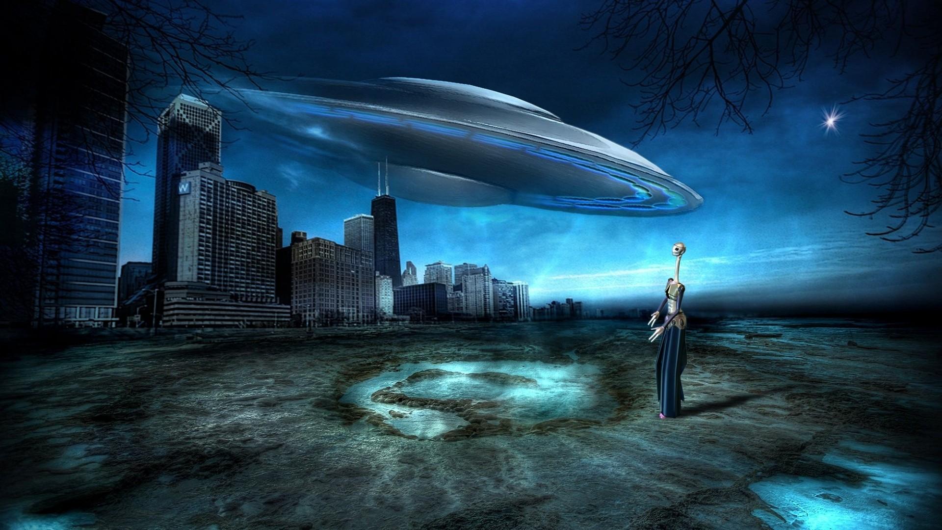 3d spatial science fiction blond slave 10