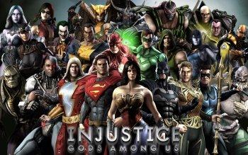 107 Injustice Gods Among Us Hd Wallpapers Background Images Wallpaper Abyss