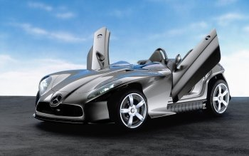 Vehicles - Mercedes-benz F 400 Carving Concept Wallpapers and Backgrounds ID : 400738