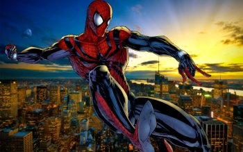 Comics - Spider-man Wallpapers and Backgrounds ID : 400844