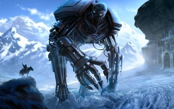 Sci Fi - Robot Wallpapers and Backgrounds ID : 400969