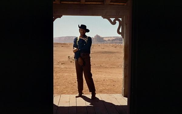 Movie The Searchers John Wayne HD Wallpaper   Background Image