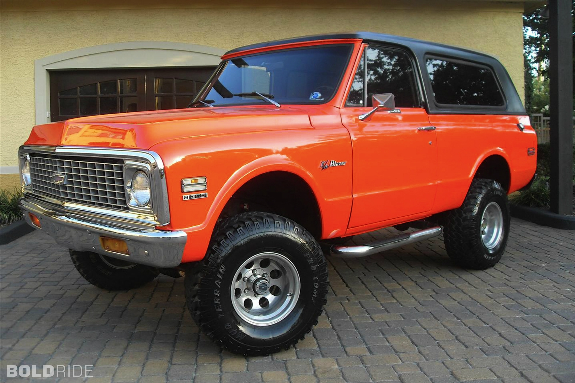 3 1972 Chevrolet K5 Blazer HD Wallpapers | Background ...