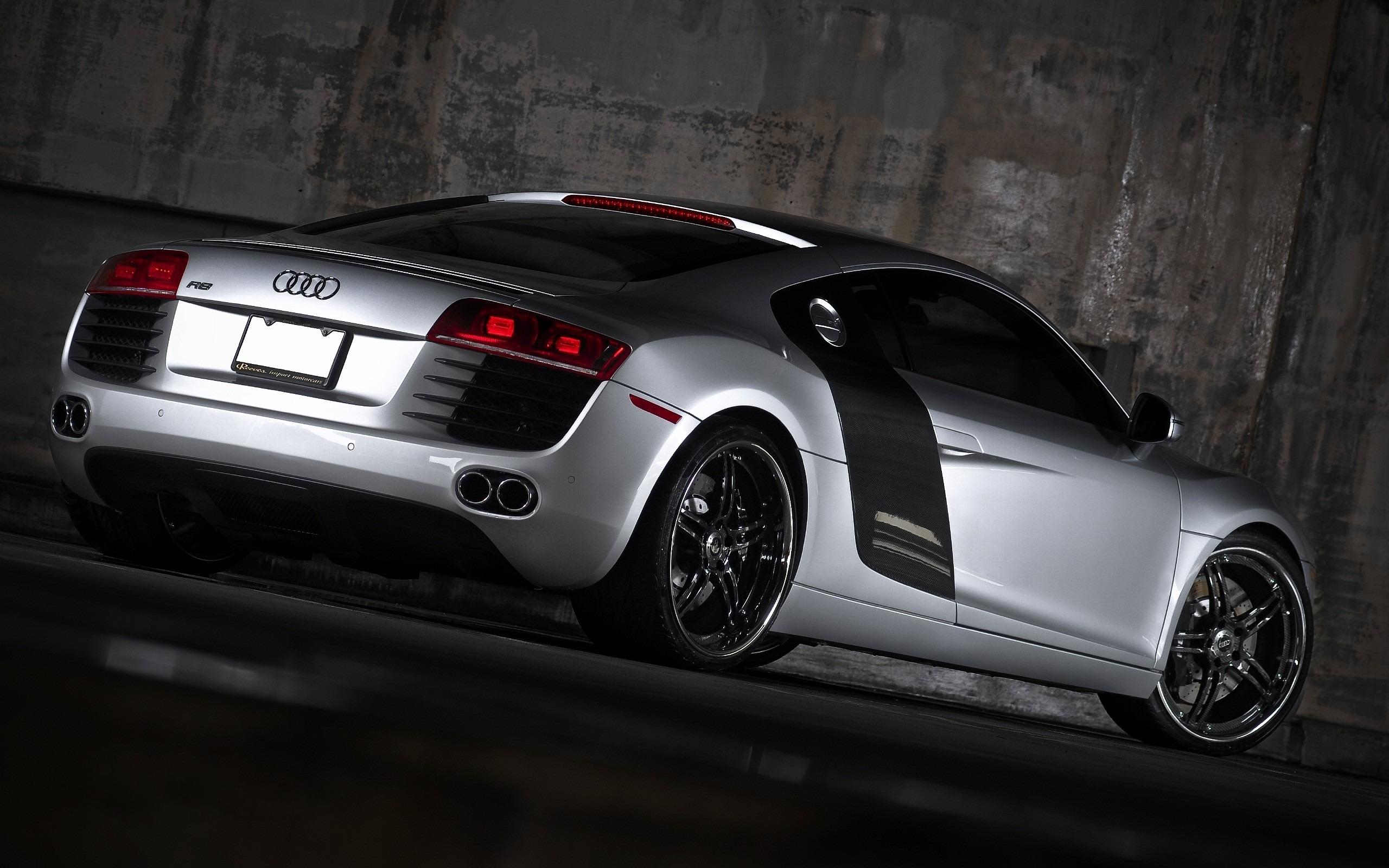 Audi R8 Hd Wallpaper Background Image 2560x1600 Id 401392