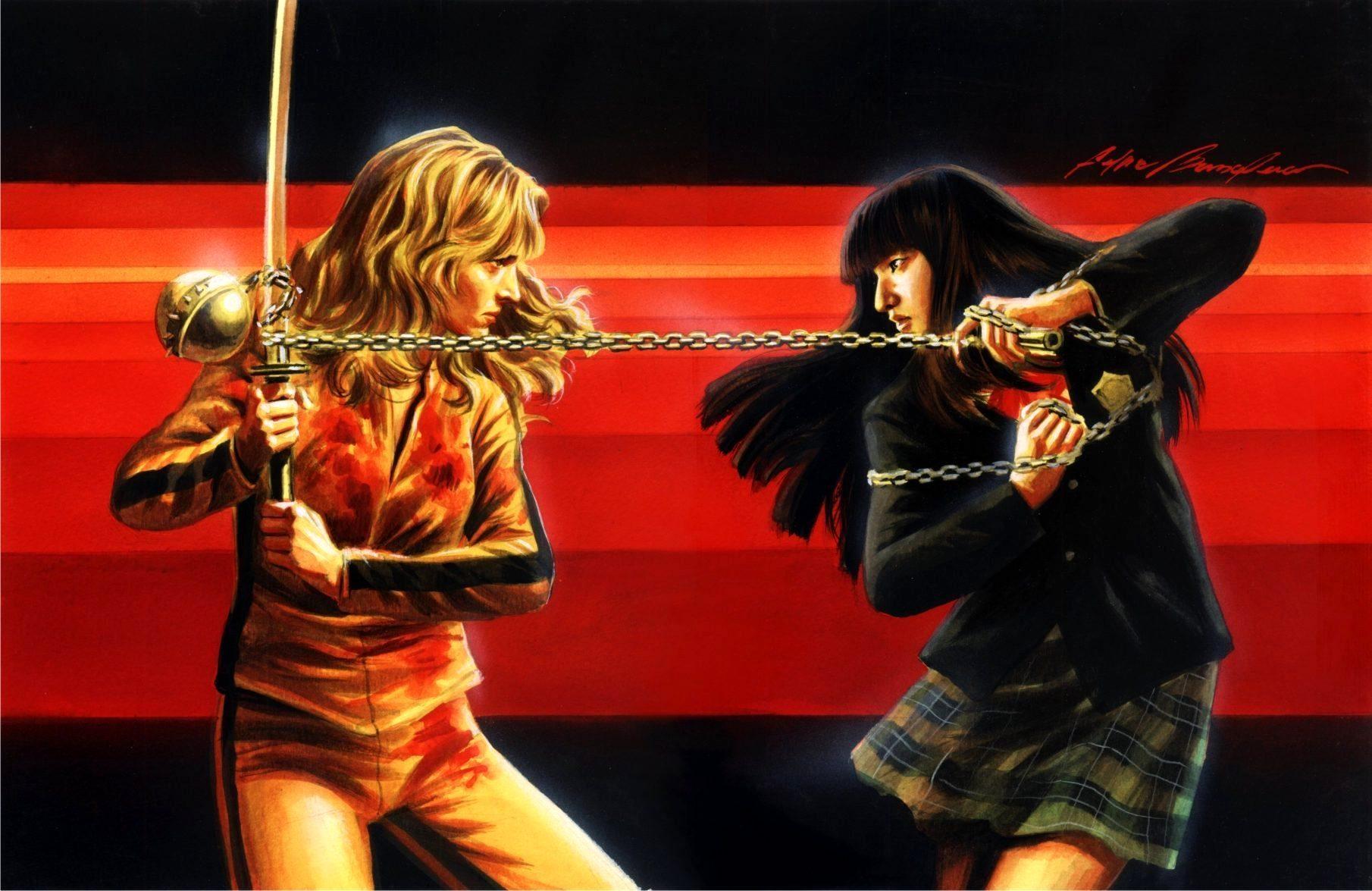 Kill Bill: Vol. 2 Wallpaper and Background | 1810x1175 ...