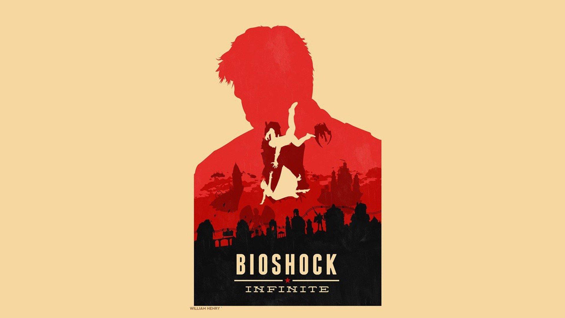 Video Game - Bioshock Infinite  Wallpaper