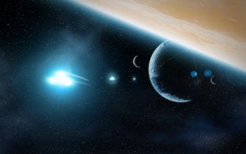Science-Fiction - Planeten Wallpapers and Backgrounds ID : 401129