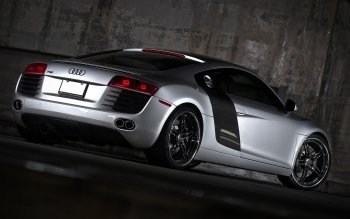 Vehicles - Audi R8 Wallpapers and Backgrounds ID : 401392
