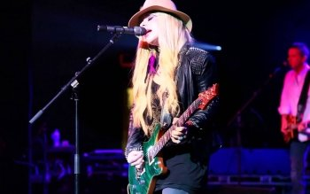 Music - Orianthi Wallpapers and Backgrounds ID : 401607