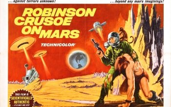 Película - Robinson Crusoe On Mars  Wallpapers and Backgrounds ID : 401628