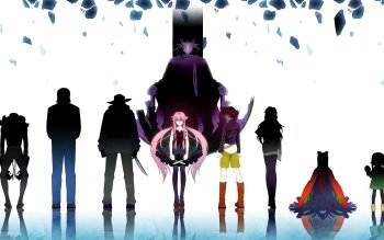 Anime - Mirai Nikki Wallpapers and Backgrounds ID : 401840