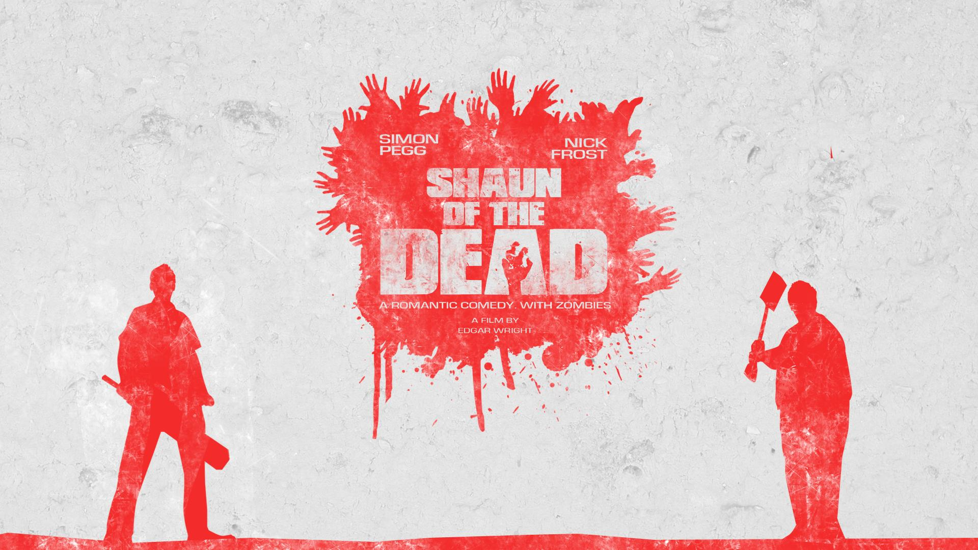 shaun of the dead full hd wallpaper and background image