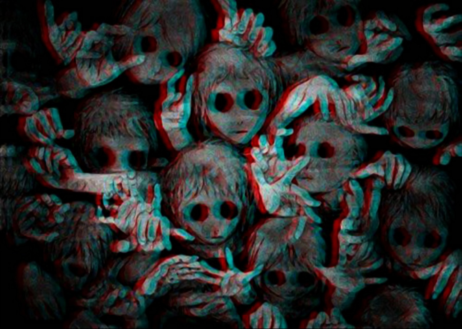 Creepy Wallpaper and Background | 1500x1069 | ID:402922