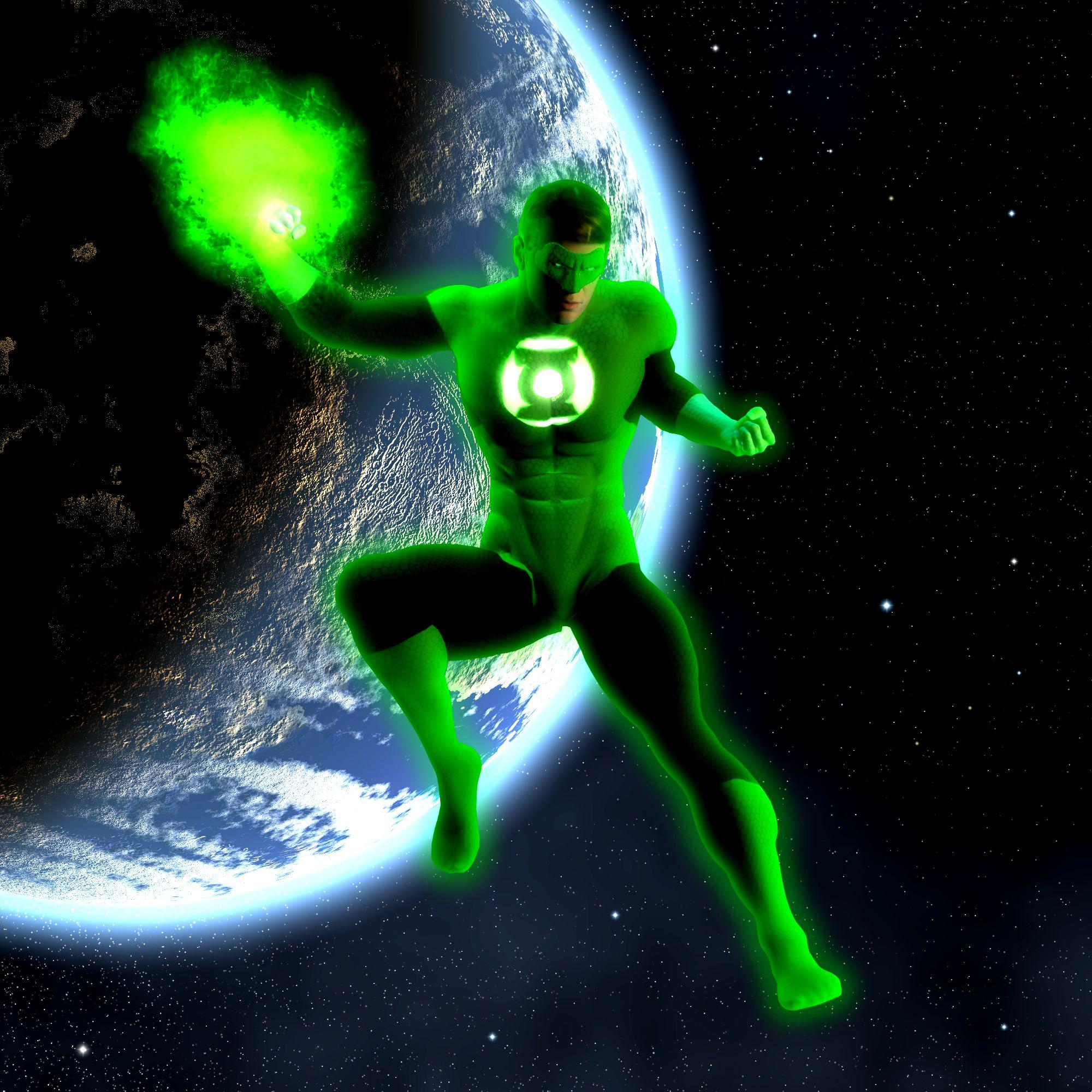 Green Desktop Wallpaper: Green Lantern Computer Wallpapers, Desktop Backgrounds