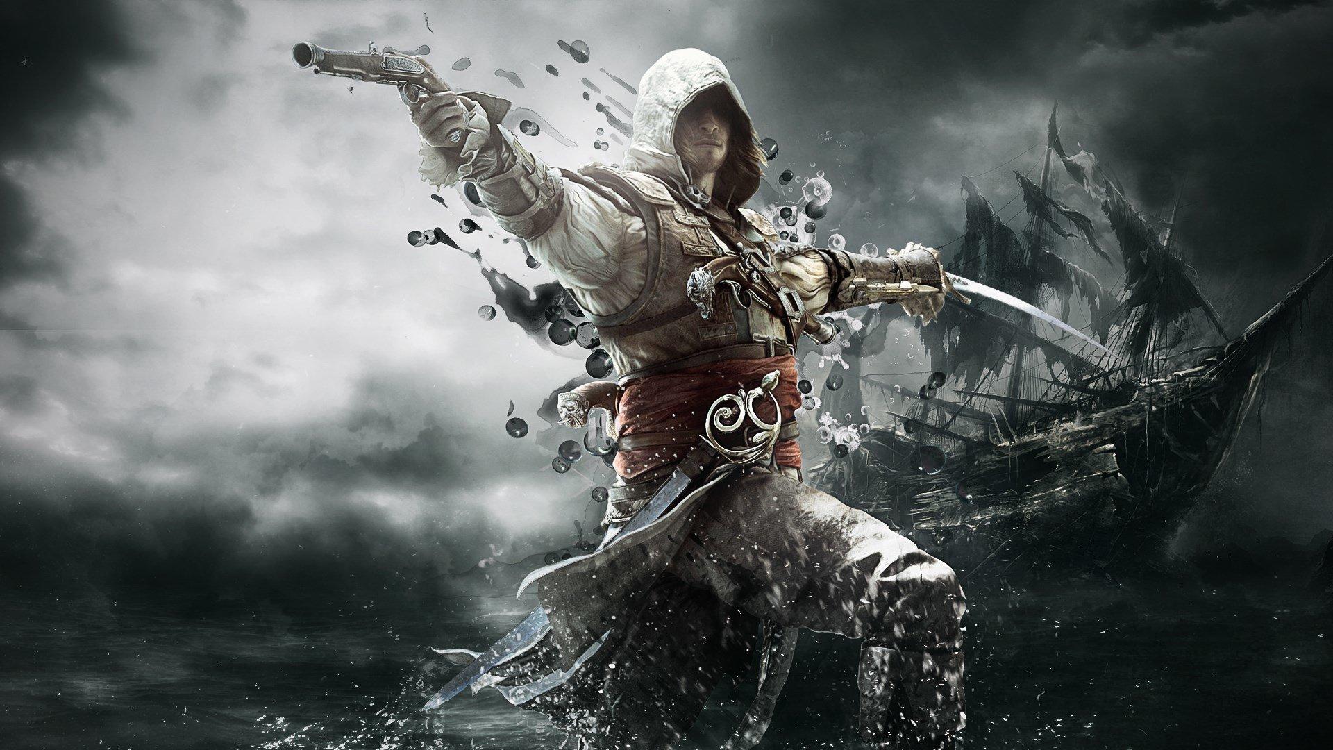 Assassin 39 s creed iv black flag full hd sfondo and sfondi for Assassin s creed sfondi