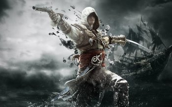 Video Game - Assassin's Creed Iv: Black Flag Wallpapers and Backgrounds ID : 402090