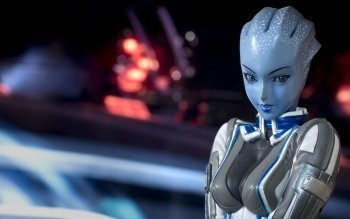 Video Game - Mass Effect Wallpapers and Backgrounds ID : 402200
