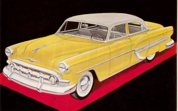 Preview Vehicles - 1953 Chevrolet Art