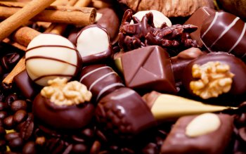 Food - Chocolate Wallpapers and Backgrounds ID : 402481