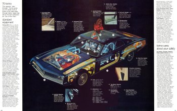 Vehicles - 1970 Ford Torino Wallpapers and Backgrounds ID : 402535