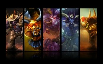Video Game - League Of Legends Wallpapers and Backgrounds ID : 402561