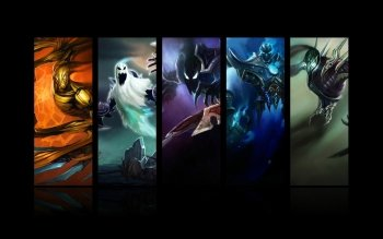 Video Game - League Of Legends Wallpapers and Backgrounds ID : 402609