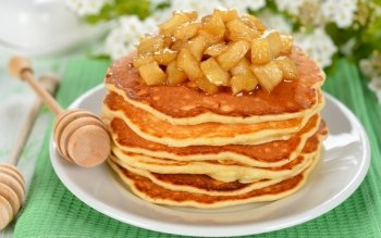 Alimento - Pancake Wallpapers and Backgrounds ID : 402851