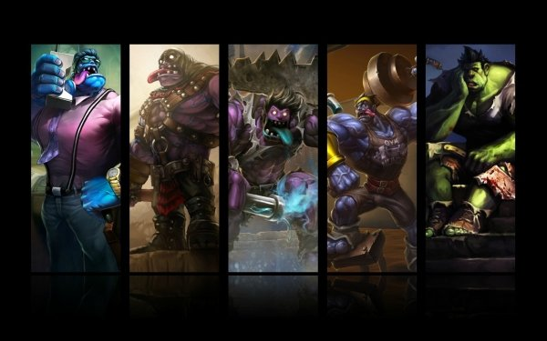 Video Game - league of legends Wallpapers and Backgrounds