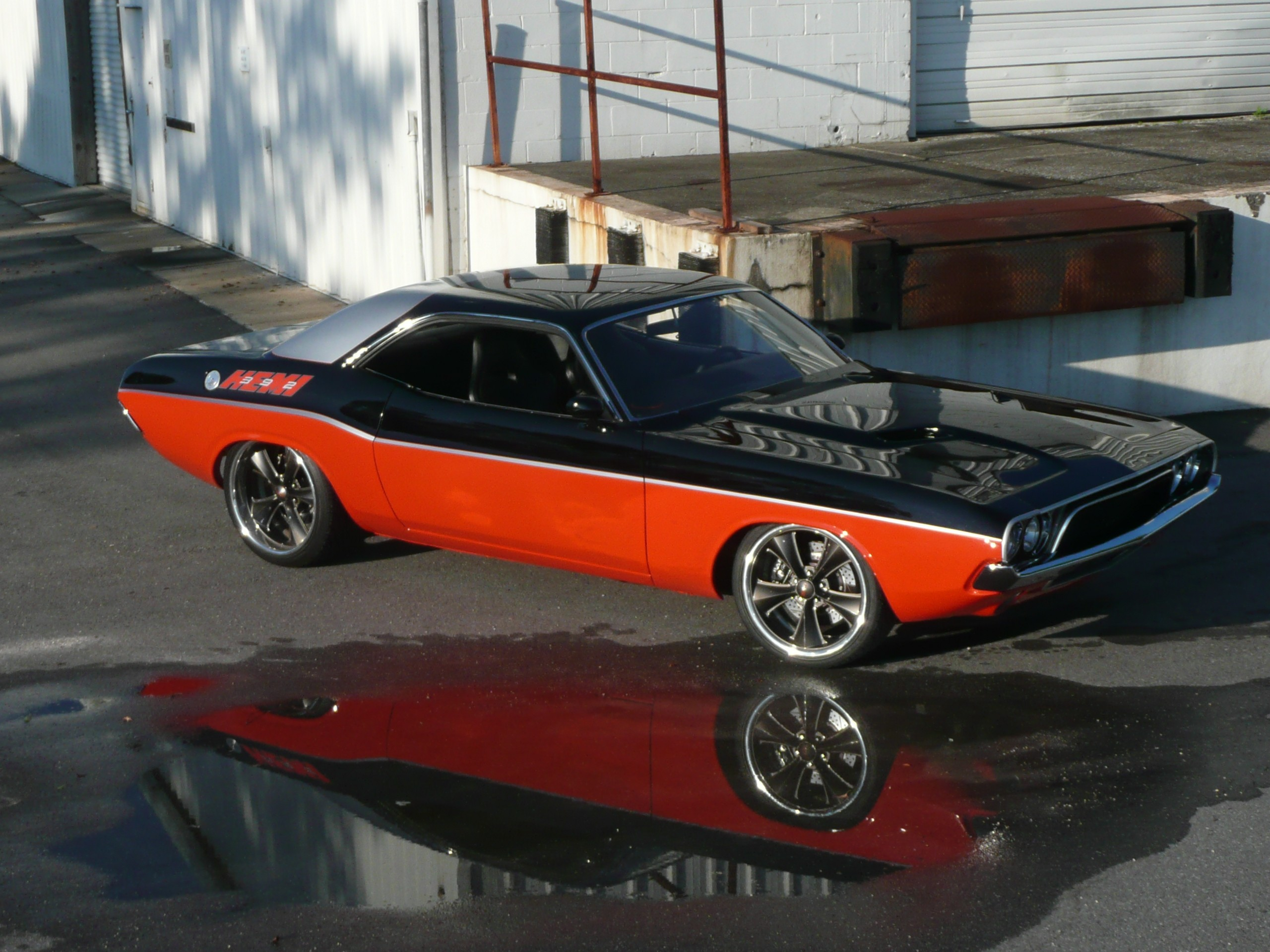 1 1972 Dodge Challenger Hd Wallpapers Background Images