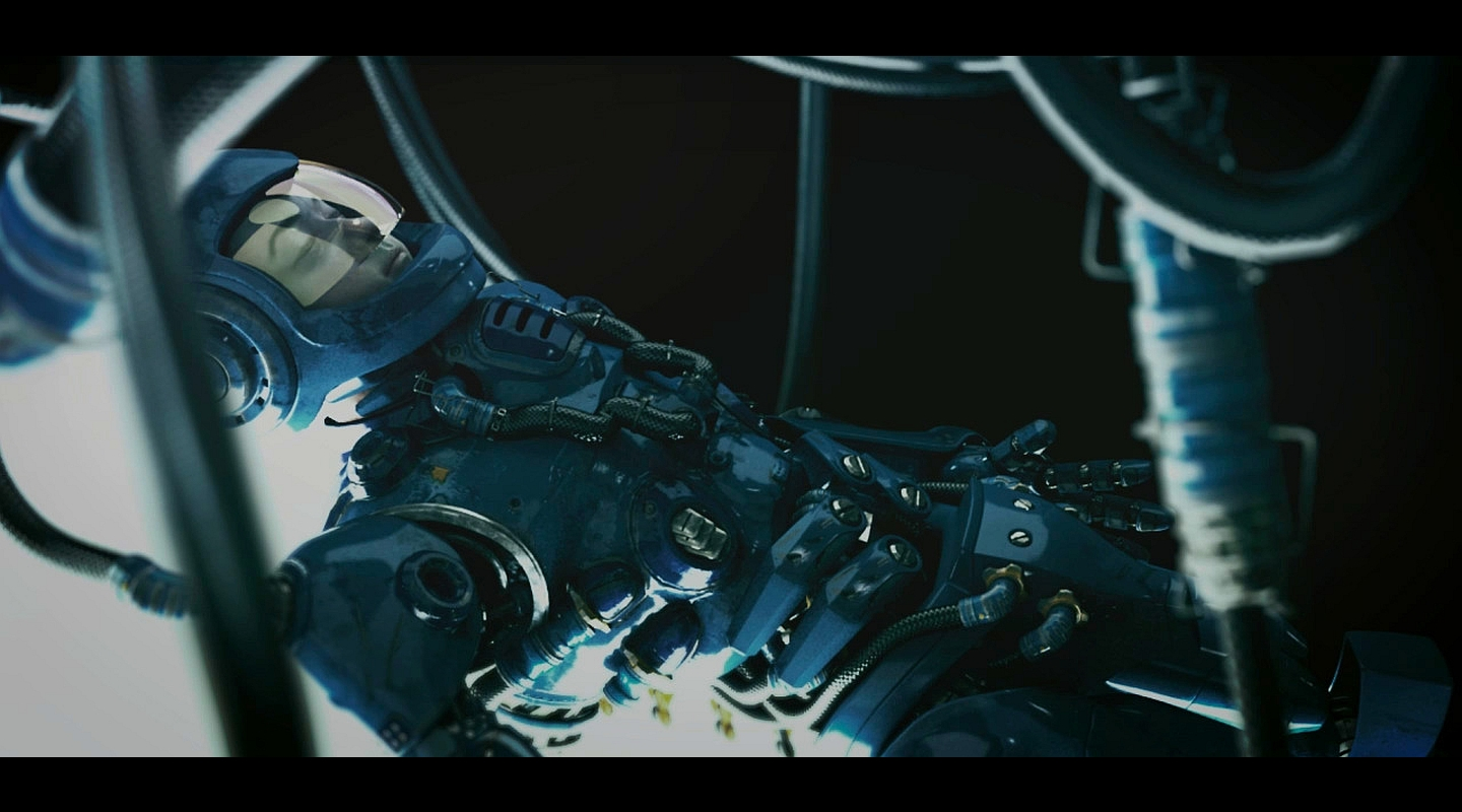 sci fi movie the astronaut - photo #1