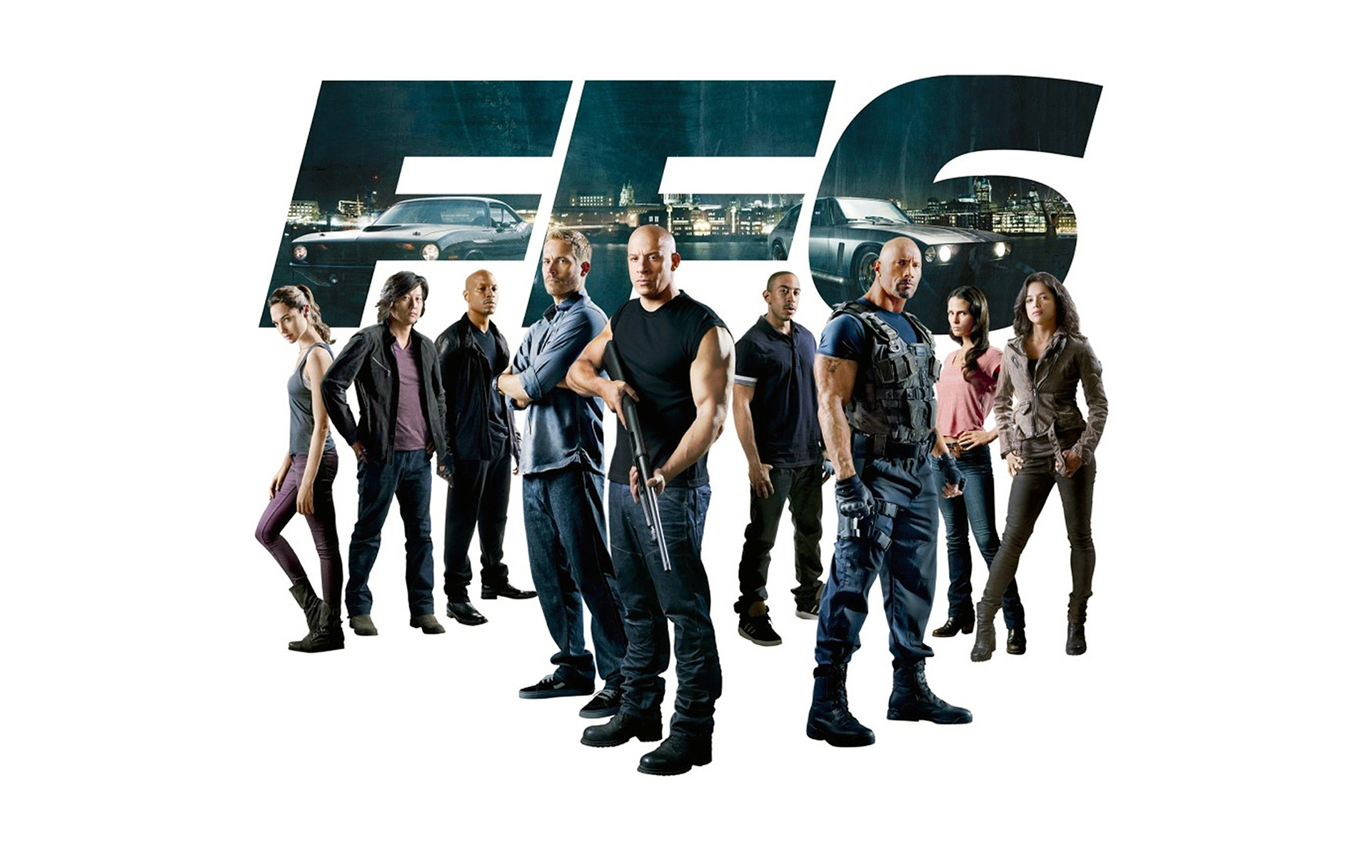 fast furious 6 fond d 39 cran hd arri re plan 1920x1200 id 403456 wallpaper abyss. Black Bedroom Furniture Sets. Home Design Ideas