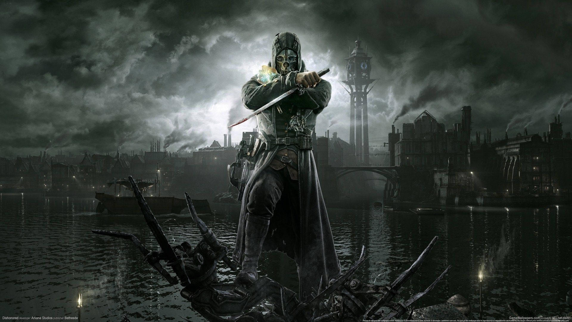 Dishonored Full HD Wallpaper and Background Image ...