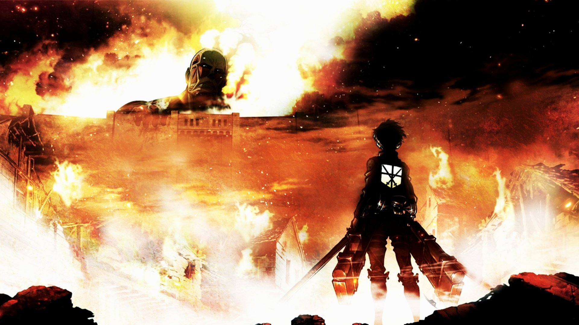 hd wallpaper background id403477 1920x1080 anime attack on titan