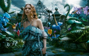 Movie - Alice In Wonderland Wallpapers and Backgrounds ID : 403455