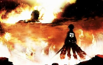 Anime - Attack On Titan Wallpapers and Backgrounds ID : 403477