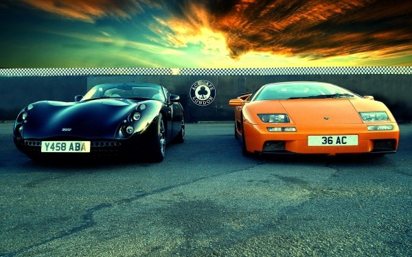 Vehicles - lamborghini Wallpapers and Backgrounds
