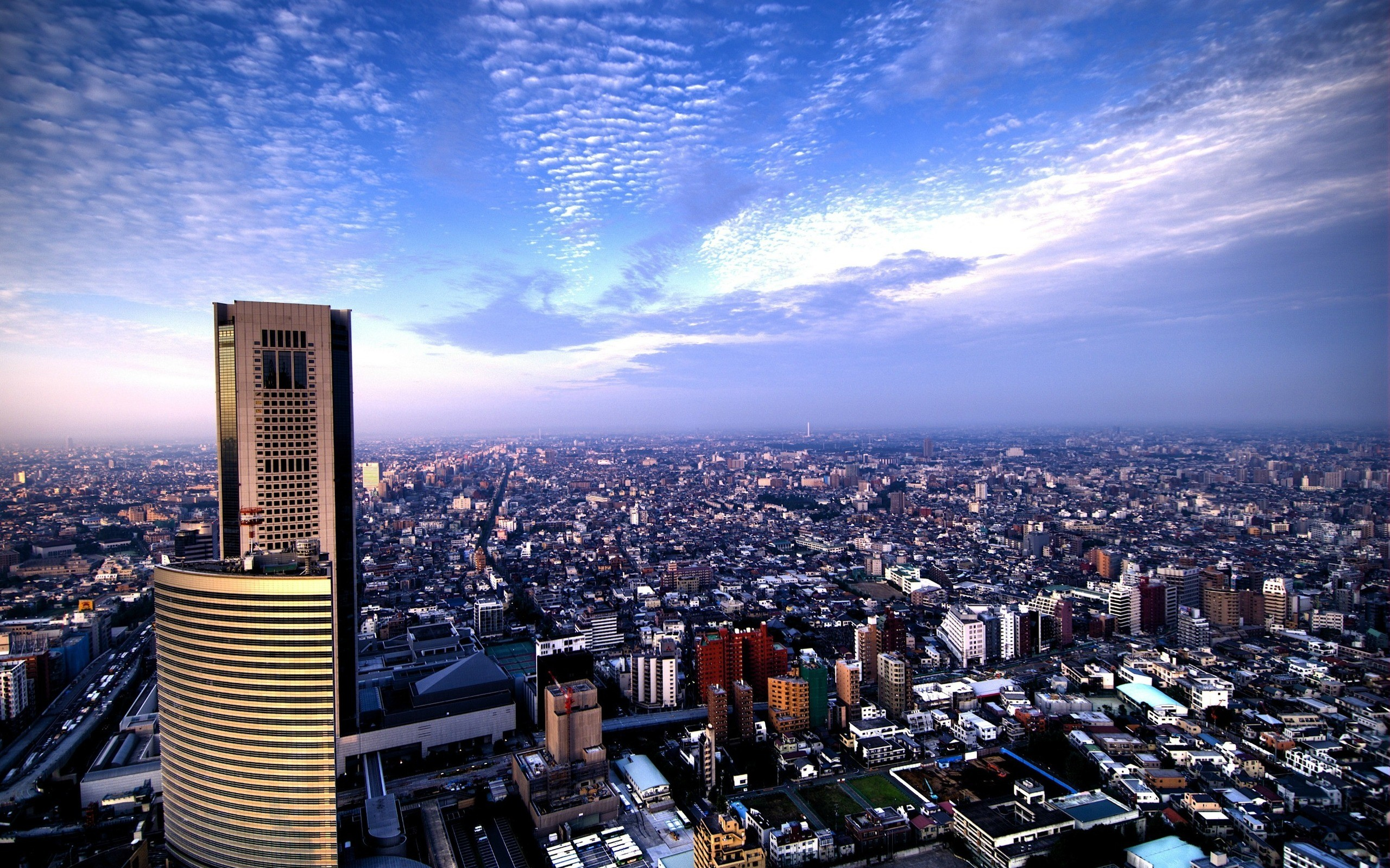Tokyo Full HD Wallpaper and Background 2560x1600 ID404200
