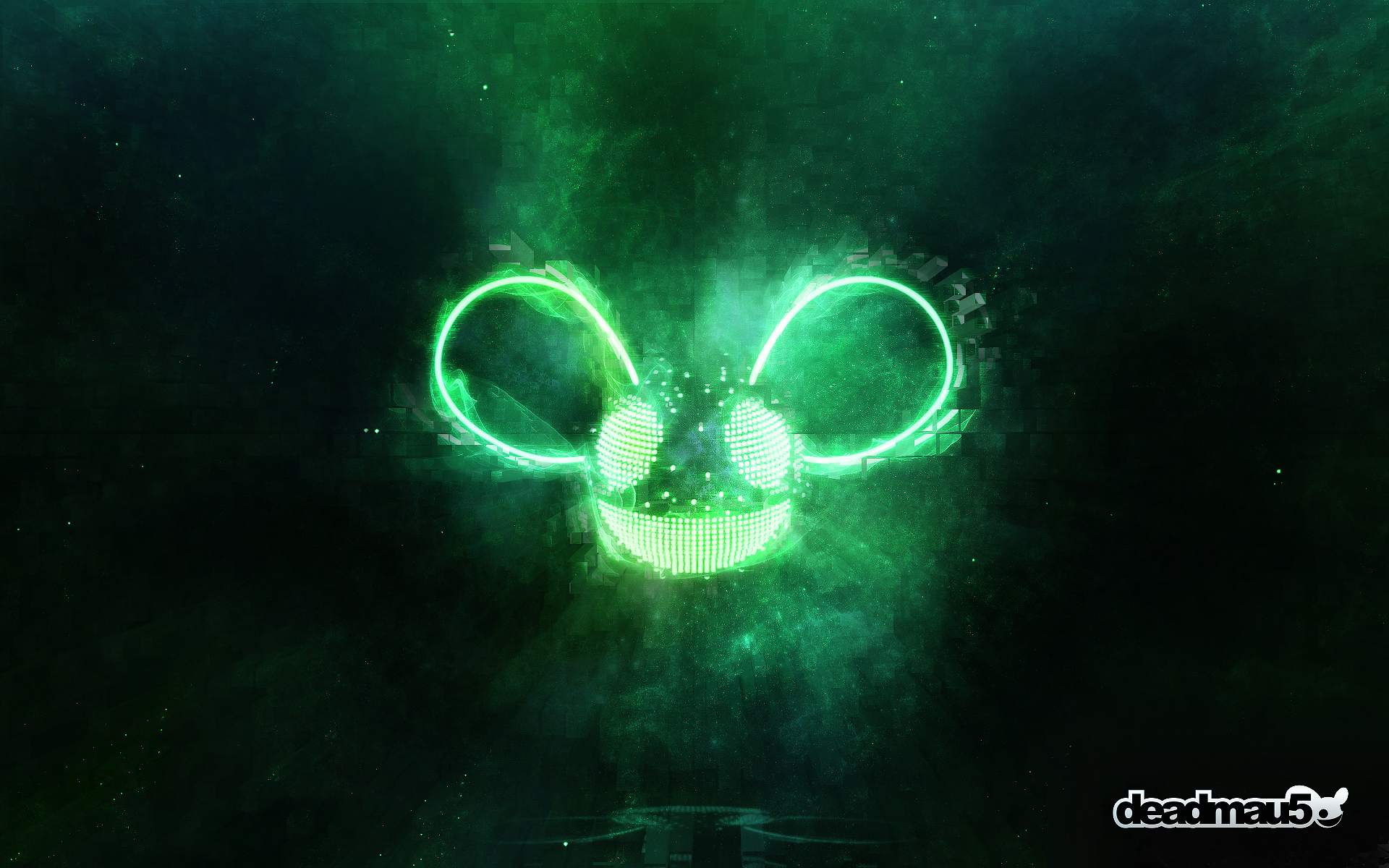 370 Wallpapers Para Iphone: Deadmau5 Fondo De Pantalla HD