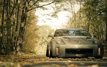 Vehicles - Nissan 350z Wallpapers and Backgrounds ID : 404148