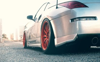Vehicles - Nissan 350z Wallpapers and Backgrounds ID : 404443