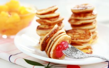 Food - Pancake Wallpapers and Backgrounds ID : 404628