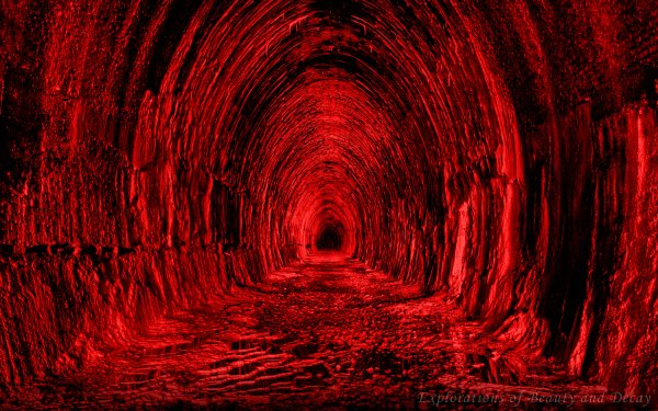 Dark - tunnel Wallpapers and Backgrounds