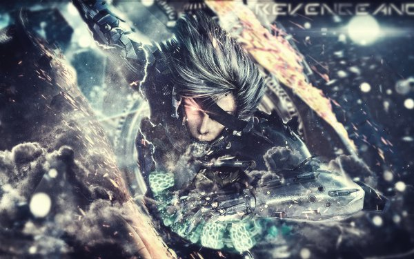 Video Game - metal gear rising: revengeance Wallpapers and Backgrounds