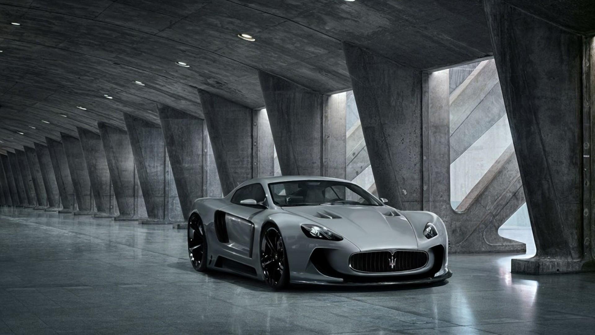 Maserati HD Wallpaper