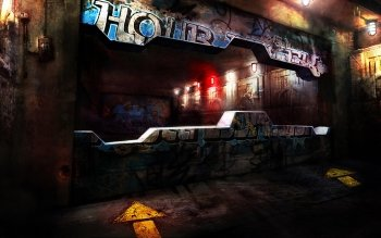 Artistic - Graffiti Wallpapers and Backgrounds ID : 405610