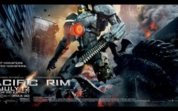 Movie - Pacific Rim Wallpapers and Backgrounds ID : 405623